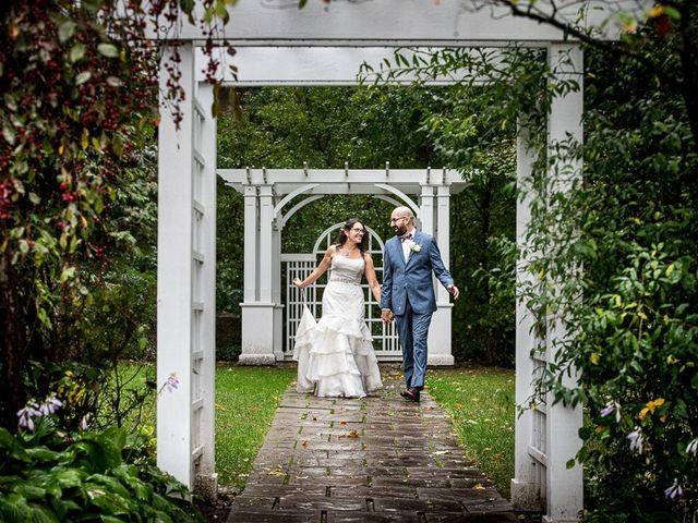 Kevin and Margarita's wedding in Hamilton, Ontario 1