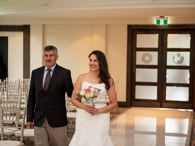 Kevin and Margarita's wedding in Hamilton, Ontario 13