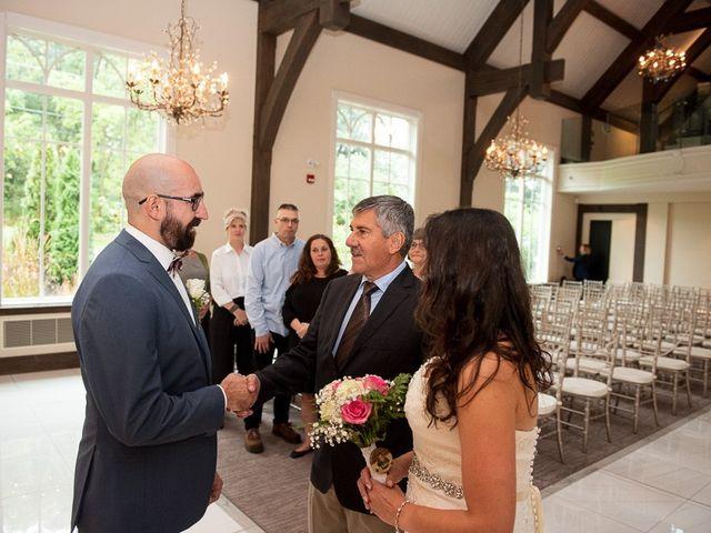 Kevin and Margarita's wedding in Hamilton, Ontario 14