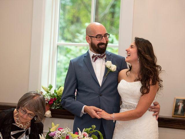 Kevin and Margarita's wedding in Hamilton, Ontario 18