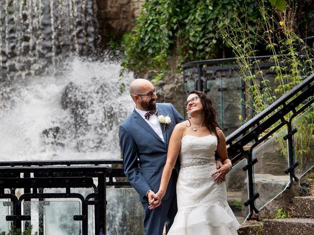 Kevin and Margarita's wedding in Hamilton, Ontario 2