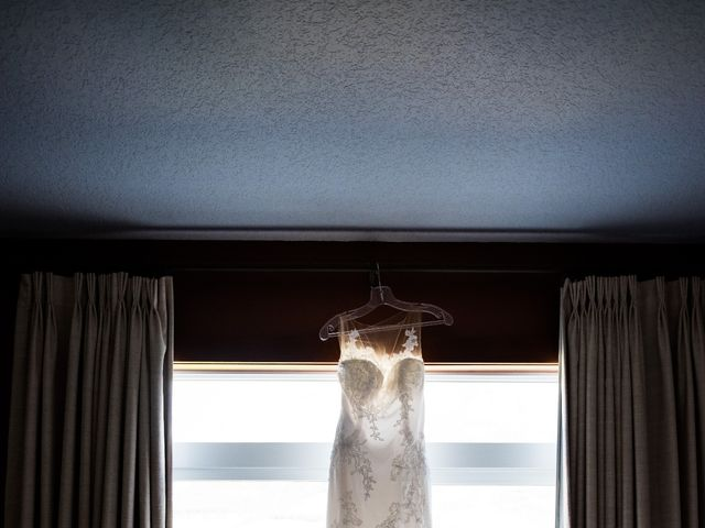 Riley Frame and Kimberly White's wedding in Canmore, Alberta 5