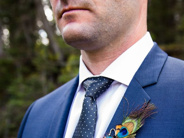 Riley Frame and Kimberly White's wedding in Canmore, Alberta 37