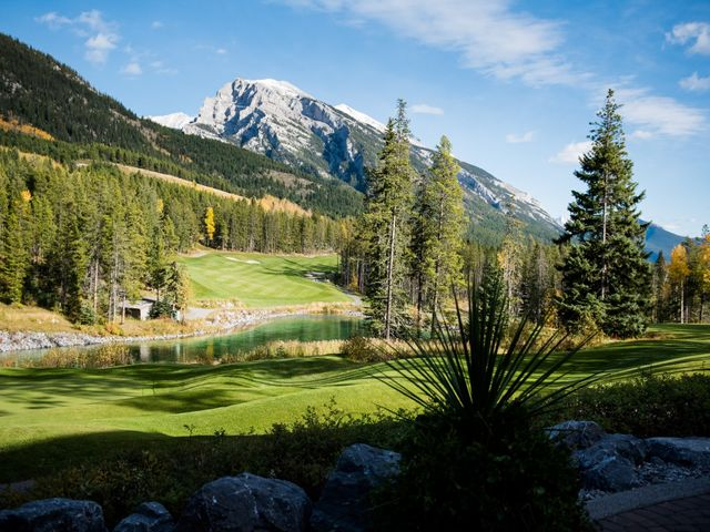 Riley Frame and Kimberly White's wedding in Canmore, Alberta 58