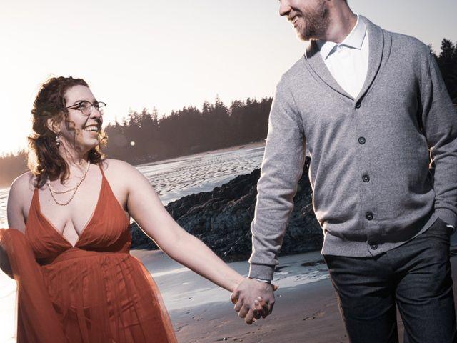 Riley and Brianne's wedding in Tofino, British Columbia 16