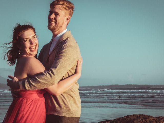 Riley and Brianne's wedding in Tofino, British Columbia 18