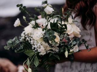 The wedding of Astryd and John 2