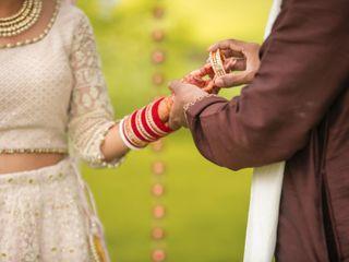 The wedding of Mrinali and Arjun 3