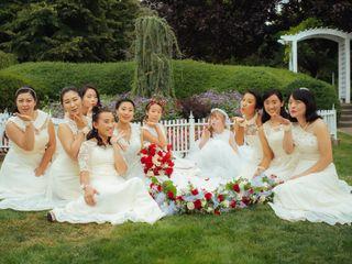 The wedding of Karen and Robert 3
