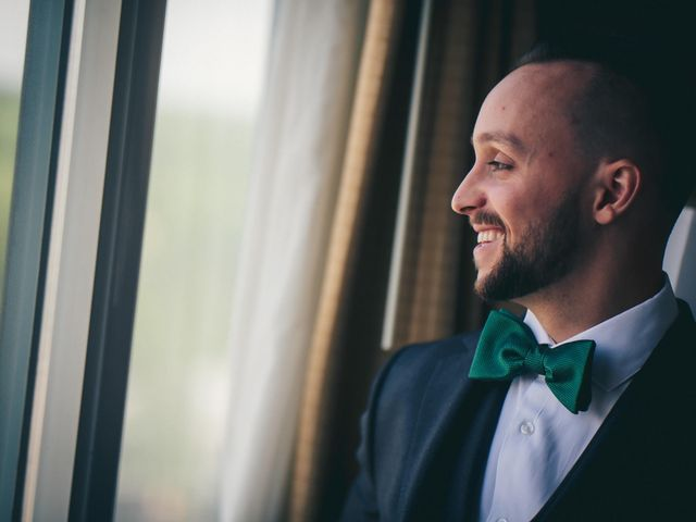 Justin and Laura's wedding in Kitchener, Ontario 7