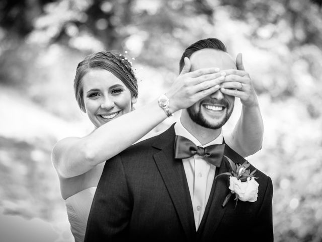 Justin and Laura's wedding in Kitchener, Ontario 14