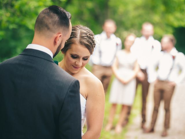 Justin and Laura's wedding in Kitchener, Ontario 16