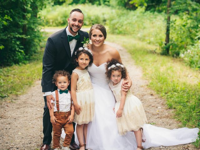 Justin and Laura's wedding in Kitchener, Ontario 18