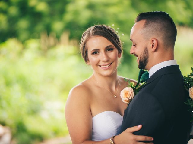 Justin and Laura's wedding in Kitchener, Ontario 19