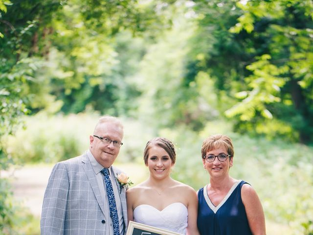 Justin and Laura's wedding in Kitchener, Ontario 22