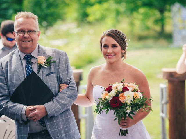 Justin and Laura's wedding in Kitchener, Ontario 34
