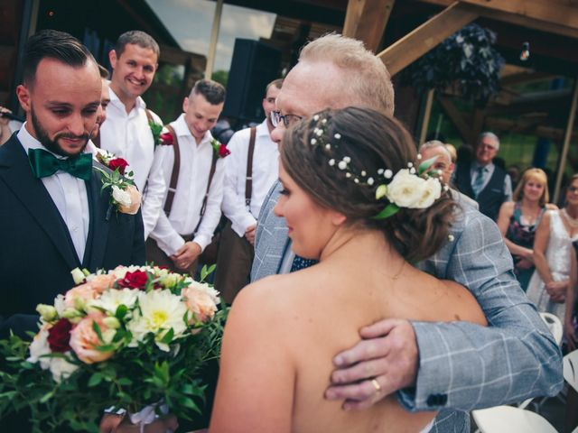 Justin and Laura's wedding in Kitchener, Ontario 35