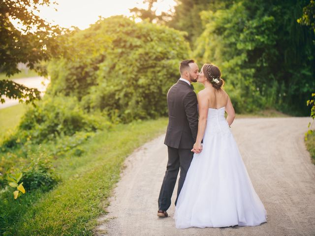 Justin and Laura's wedding in Kitchener, Ontario 40