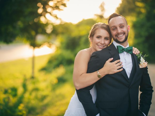 Justin and Laura's wedding in Kitchener, Ontario 41