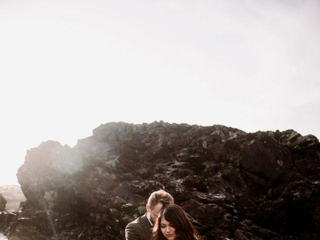 John and Astryd's wedding in Tofino, British Columbia 10