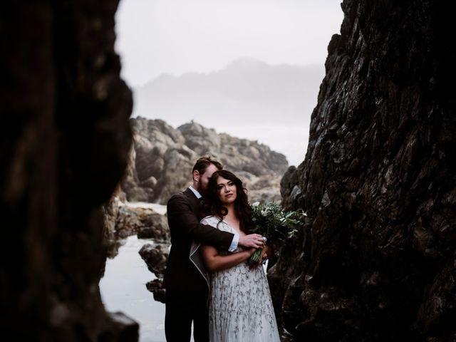 John and Astryd's wedding in Tofino, British Columbia 11