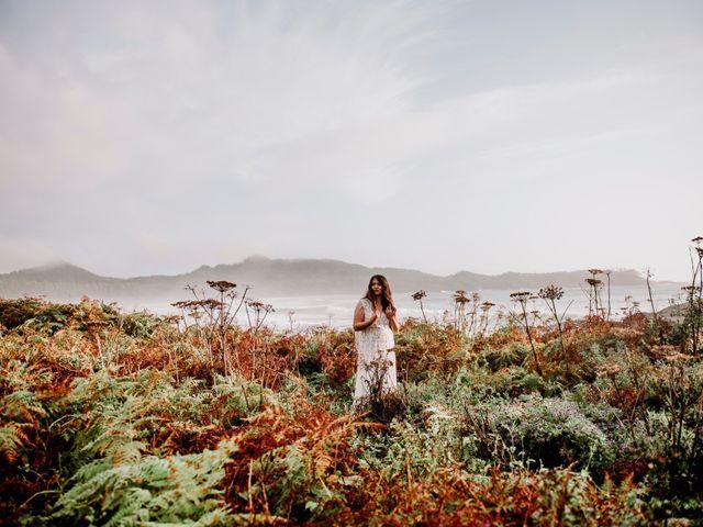 John and Astryd's wedding in Tofino, British Columbia 13