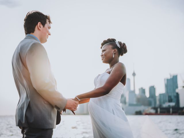 Kevin and Ada's wedding in Toronto, Ontario 6