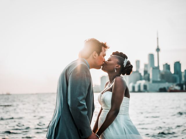 Kevin and Ada's wedding in Toronto, Ontario 1