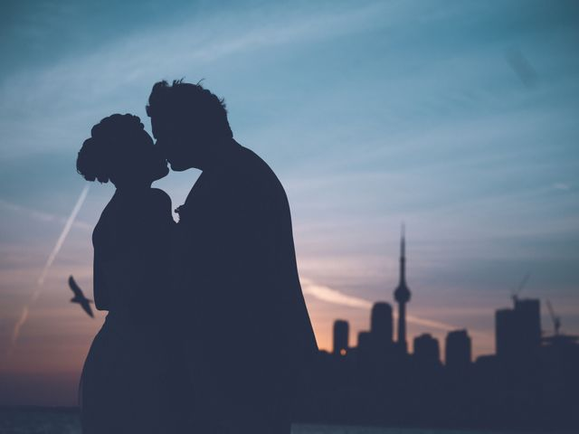 Kevin and Ada's wedding in Toronto, Ontario 2