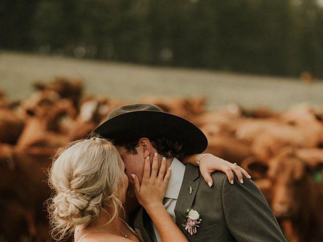 The wedding of Mathea and Gunnar