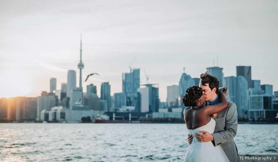 Kevin and Ada's wedding in Toronto, Ontario