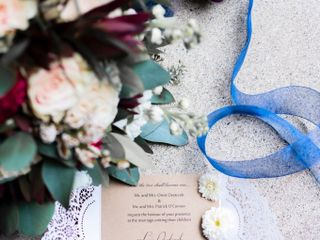 The wedding of Lesia and Chris 2