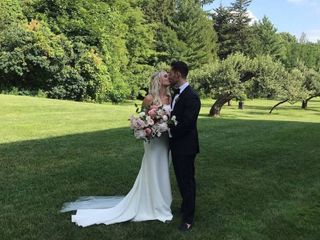 The wedding of Amy and Steve
