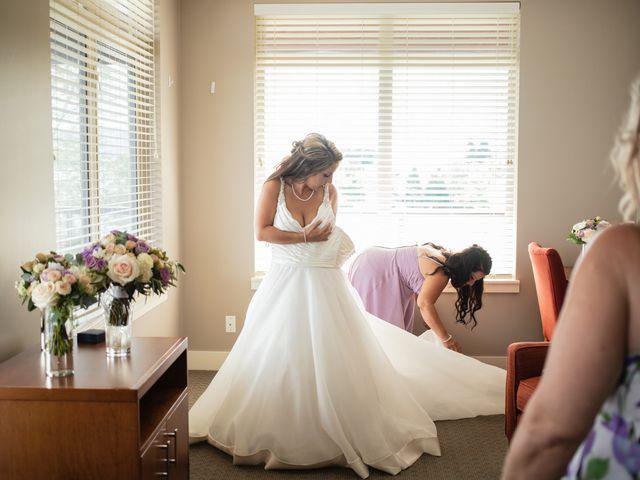 William and Caitlin's wedding in West Kelowna, British Columbia 8