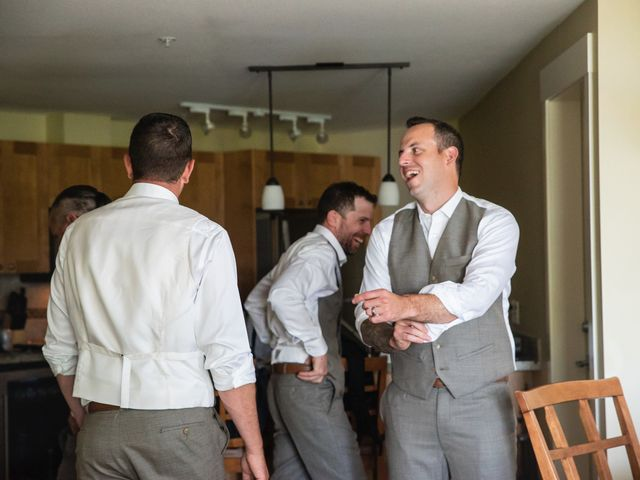 William and Caitlin's wedding in West Kelowna, British Columbia 16