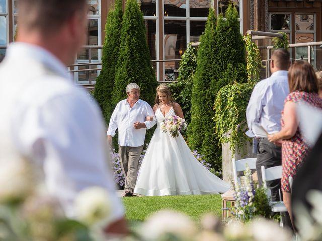 William and Caitlin's wedding in West Kelowna, British Columbia 29