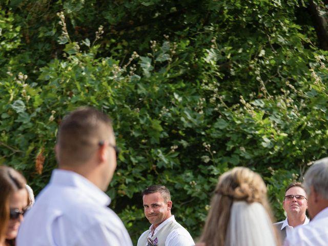 William and Caitlin's wedding in West Kelowna, British Columbia 30