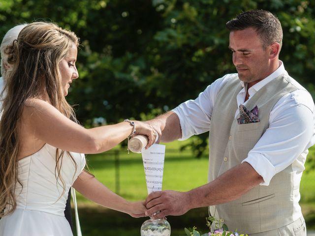 William and Caitlin's wedding in West Kelowna, British Columbia 39