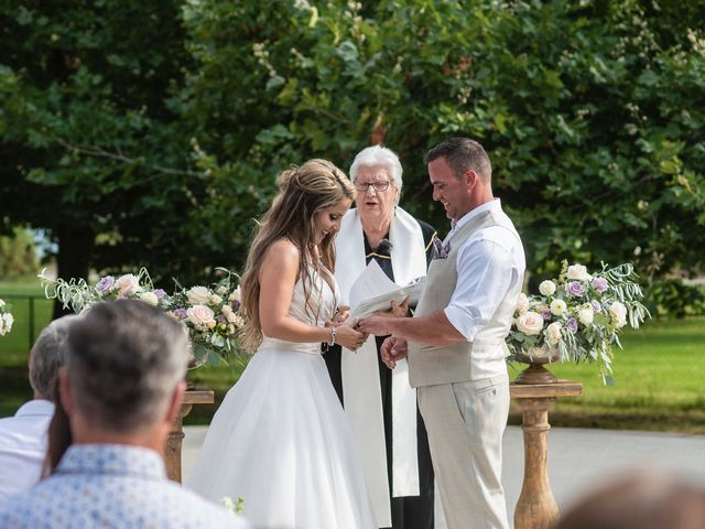 William and Caitlin's wedding in West Kelowna, British Columbia 45