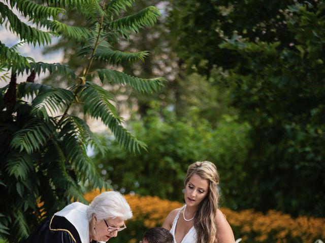 William and Caitlin's wedding in West Kelowna, British Columbia 46