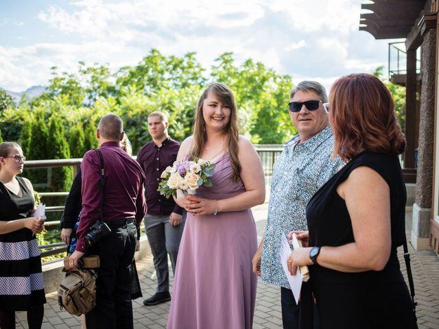 William and Caitlin's wedding in West Kelowna, British Columbia 53