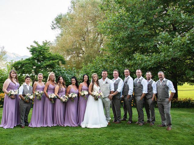 William and Caitlin's wedding in West Kelowna, British Columbia 78