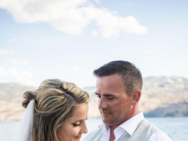 William and Caitlin's wedding in West Kelowna, British Columbia 80