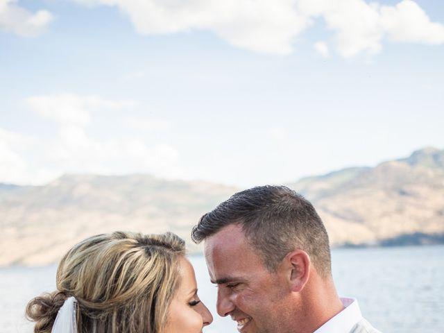 William and Caitlin's wedding in West Kelowna, British Columbia 81