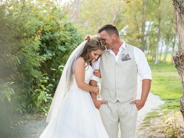 William and Caitlin's wedding in West Kelowna, British Columbia 84