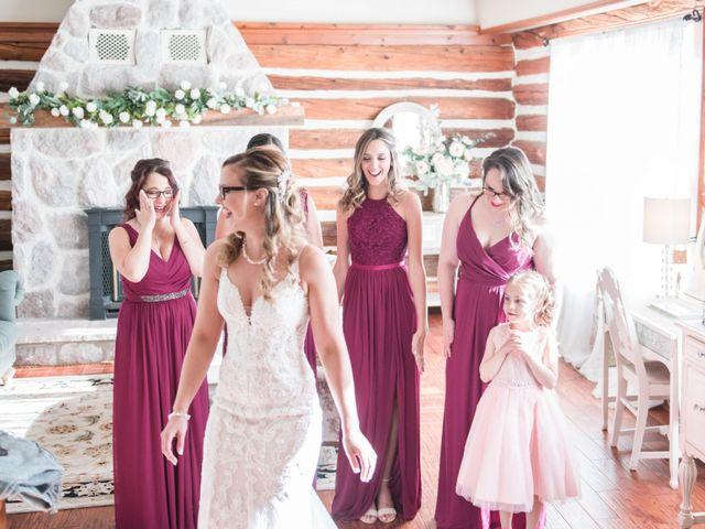 Kyle and Kirsten's wedding in Ottawa, Ontario 14