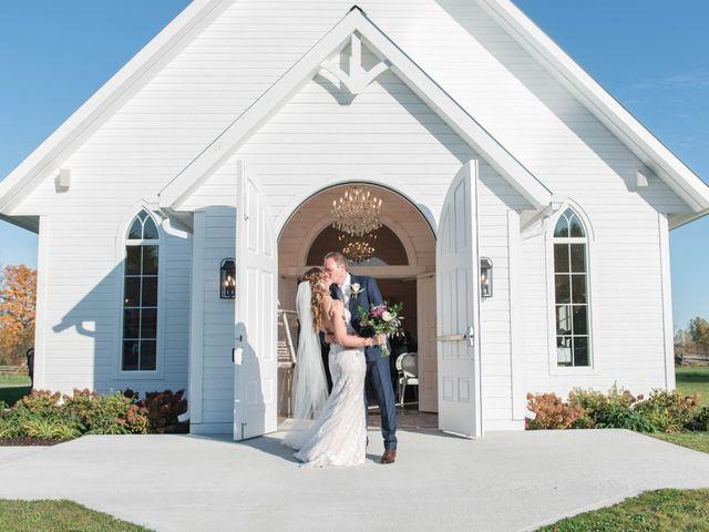 Kyle and Kirsten's wedding in Ottawa, Ontario 1
