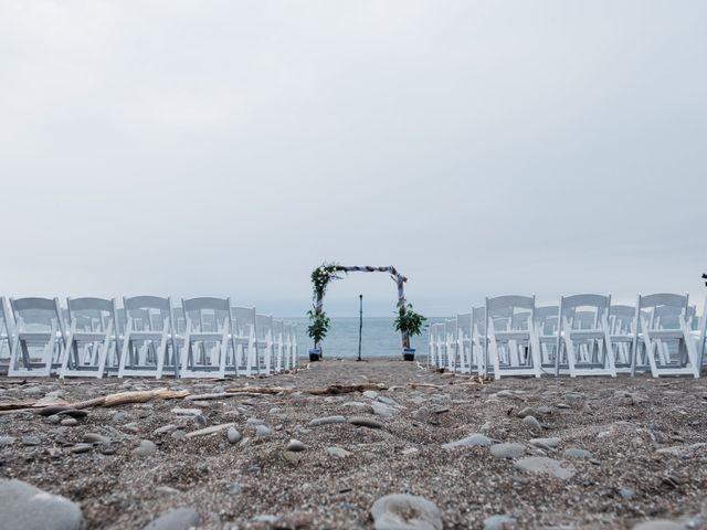Alexander and Stephanie's wedding in Hamilton, Ontario 1
