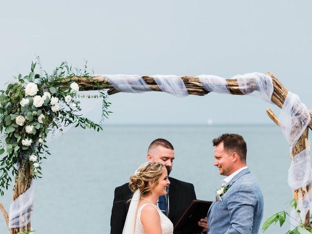 Alexander and Stephanie's wedding in Hamilton, Ontario 20