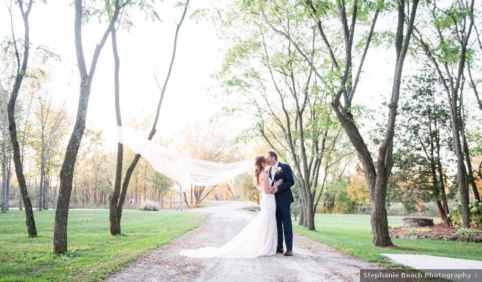 Kyle and Kirsten's wedding in Ottawa, Ontario